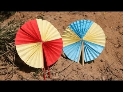 Easy Art And Crafts - DIY How To Fold & Easy Origami Magic Circle ... | 300x400