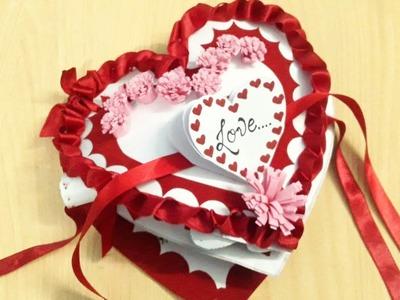 Latest design handmade easy greeting card | scrapbook for boyfriend.girlfriend