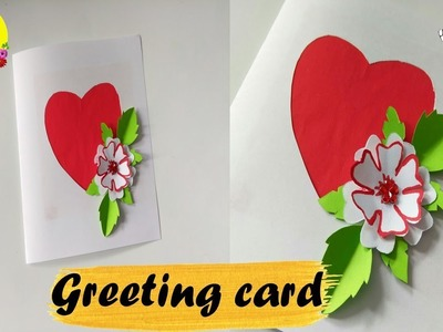 Very easy to make last minute diy greeting card ideas |how to make a greeting card in just 5 minutes