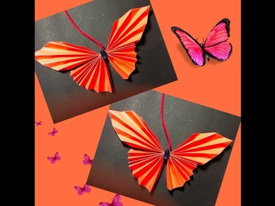 How to Make an Easy Origami Butterfly | 300x400