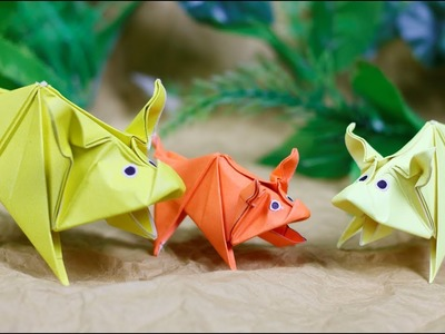 Paper Folding Art (Origami): How to Make  Pet Pig