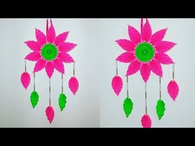 Awesome Paper Walmat for home made | Make Awesome Wall Hanging Using Paper