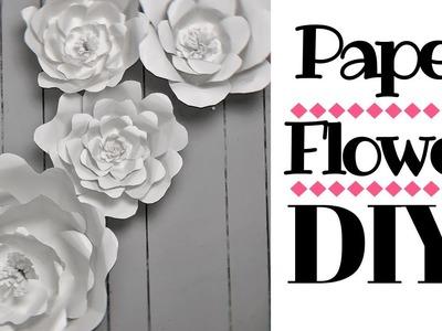 Flower Paper Flower Wall Hanging Wall Decoration Ideas Heart Wall