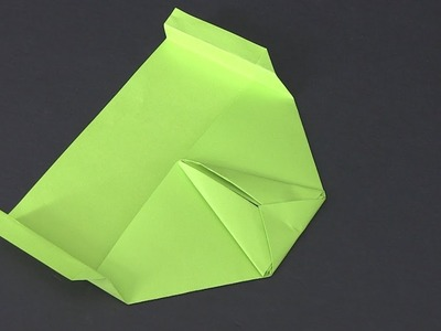How to Make a Paper Airplane - Space Shuttle Glider