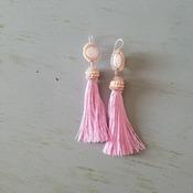 Maxi Tassels earrings