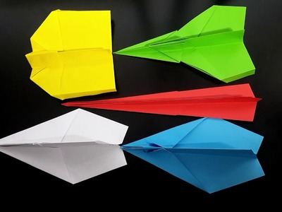How to Make a Paper Airplane | DIY Network Blog: Made + Remade | DIY | 300x400
