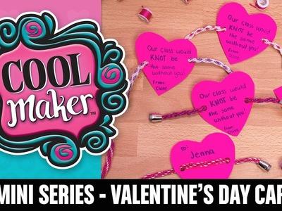 Cool Maker | KumiKreator | DIY Mini Series | V-Day Cards!