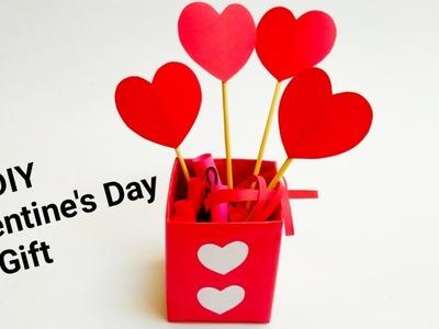DIY Valentine's Day Gift Idea | Valentine's Day Gift Handmade | Best Out Of Waste Craft idea