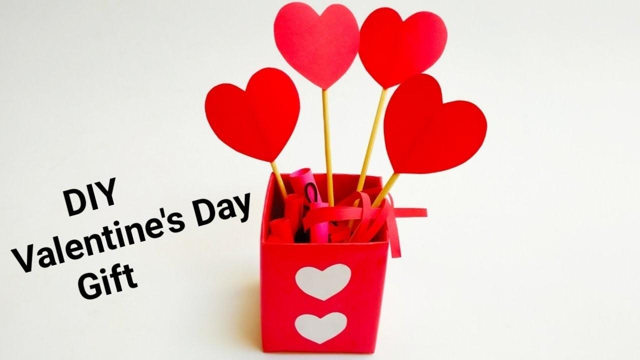 DIY Valentine's Day Gift Idea   Valentine's Day Gift Handmade   Best Out Of Waste Craft idea