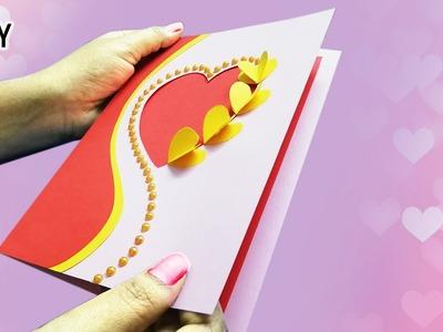 Diy VALENTINE Special Greeting Card for L-O-V-E