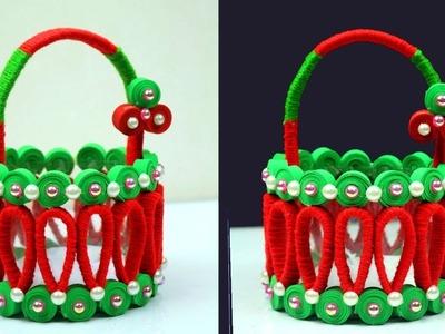 Easy And Affordable DIY Gift Basket at Home | Great DIY Storage Basket Ideas