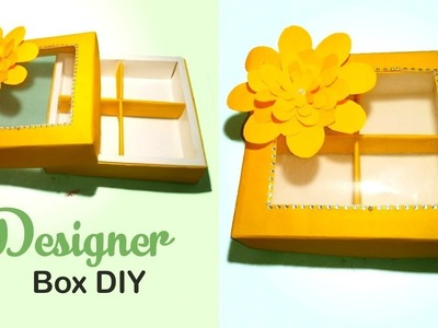 Gift Box Diy | Dry Fruits and Chocolate Gift Box | Beautiful Valentines Gift Box diy | Tuber Tip