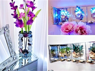 QUICK AND EASY DIY HOME DECOR IDEAS 2019| SIMPLE AND INEXPENSIVE 3D DECORS