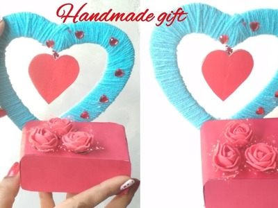 Unique Valentine's day gifts ll Handmade gifts ll Diy showpiece ll Best out of waste