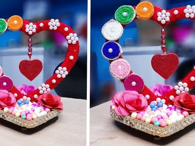 Valentines day crafts easy | valentine's day paper crafts easy | valentines day gifts for him diy