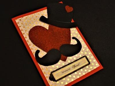 DIY Valentines Day Card    Handmade cards   Valentine gifts for boyfriend   Riya Lalwani