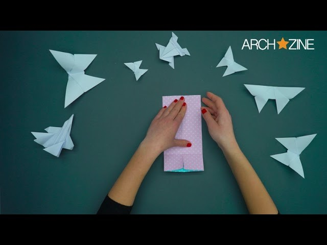HOW TO MAKE ORIGAMI STEP BY STEP
