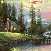 Kinkade A Peaceful Retreat Cross Stitch Pattern***LOOK**X***INSTANT DOWNLOAD***