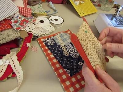 Raggedy Ann Series 1: Sewing (Part 1)