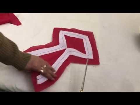 [Hindi] How to make easy back neck design