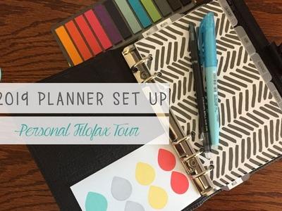 2019 Planner Set Up Part 2- Personal Filofax Tour