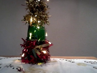 7 December 2018#108 DIY PROJECT  HOW TO CREATE A PORTABLE CHRISTMAS TREE