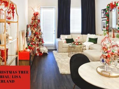 CHRISTMAS APOTHECARY JARS 2 WAYS   LISA HERLAND
