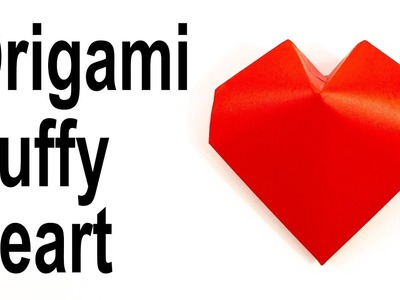 Origami Puffy Hearts (Step by Step Tutorial with Pics) | Hello ... | 300x400