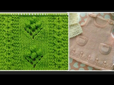 Very beautiful knitting design in hindi (english subtitles).  new cardigan knitting pattern. 150