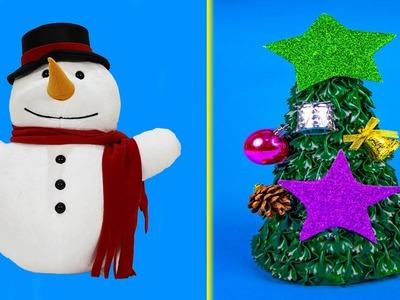 7 WONDROUS CHRISTMAS DIY CRAFTS