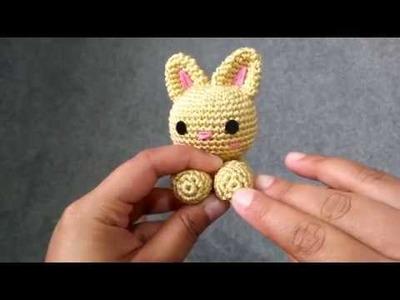 Cara membuat magic ring || How to crochet magic ring