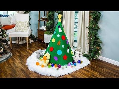 DIY Children's Christmas Tree - Home & Family