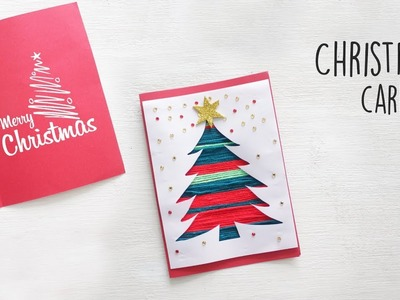 DIY Christmas Card | DIY Holiday Card Ideas