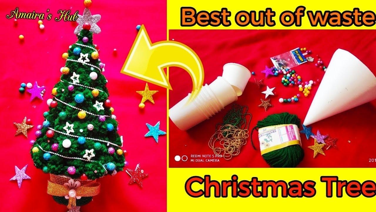 Diy Christmas Tree.Diy Christmas Decor!.Diy Christmas Decoration ideas.