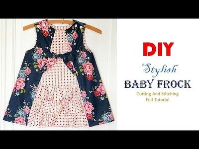 DIY Designer Baby Zabla For 1 Year Baby Girl Full Tutorial