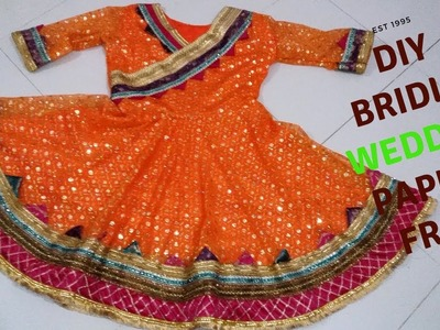 DIY-party wear short frock for  adult.paplum frock for women.paplum frock.wedding wear dress