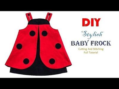 DIY Simple Cute Baby Dress Step By Step Full Tutorial