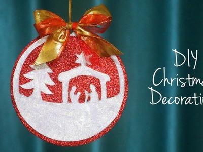 Easy Christmas DIY | Christmas Decorations | Christmas Ornaments | DIY Decor