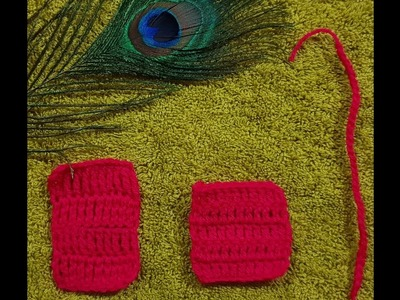 How to make Chain, Double and Triple Crochet - Bal Gopal