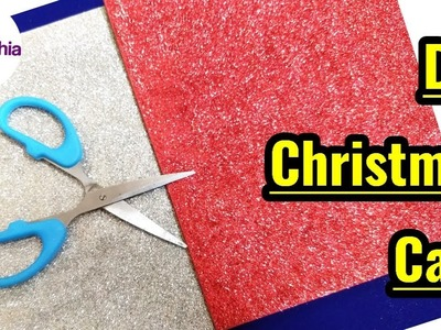 How to make Christmas Greeting Card | DIY Christmas card | DIY Christmas Decor | Christmas craft