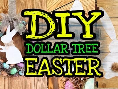 Dollar Tree DIY Farmhouse Easter Spring Decor