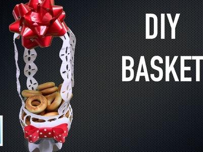 Handmade Plastic Bottle Basket DIY Art and Craft Ideas