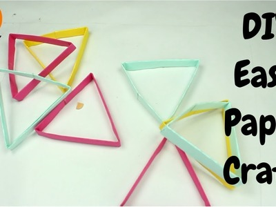 NEW PAPER CRAFT PEN STAND IDEA I Easy DIY Kids Craft I Creative Diaries