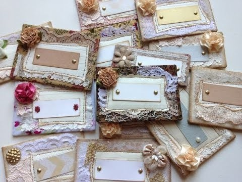 DIY Bookplates for Junk Journals and Books - Easy Tutorial
