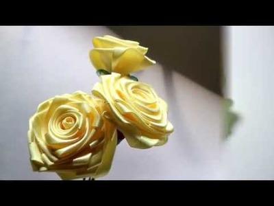 Cara Membuat Bunga Mawar dari Kertas Origami (Prakarya SD) | 300x400