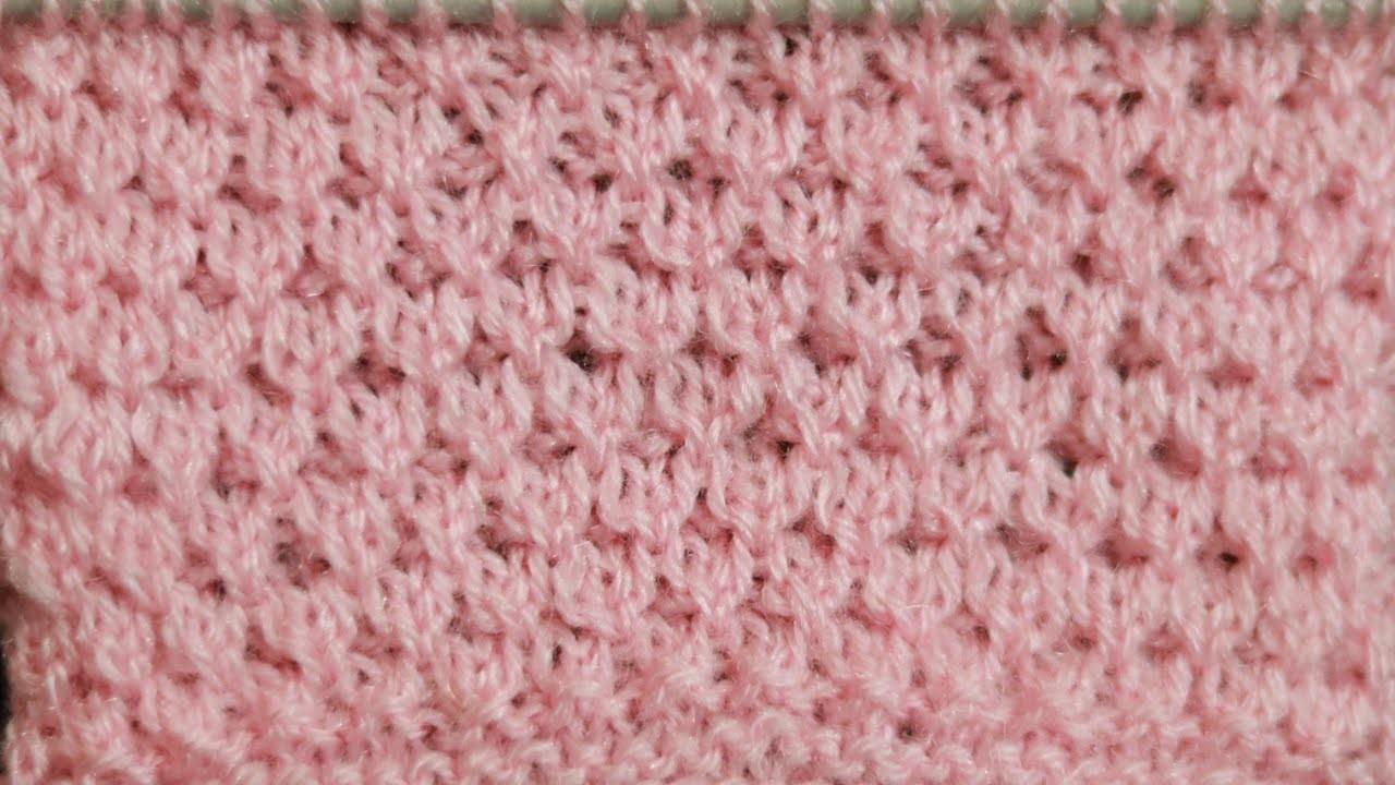 Easy Knitting Design