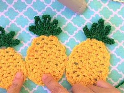 ????Pineapple Crochet ????