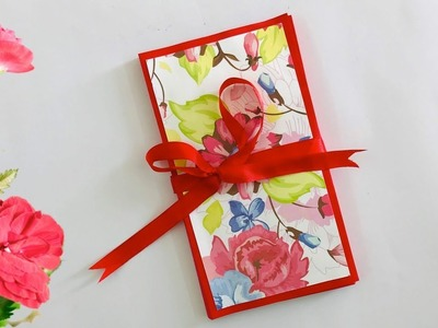 Birthday Scrapbook Idea | Handmade Scrapbook Birthday Card | How to make Scrapbook Birthday Card