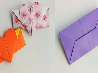 How to make a paper Envelope.Envelope Making With Paper at Home