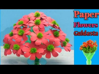 Make How To Make Paper Leaves For Card Decoration Diy